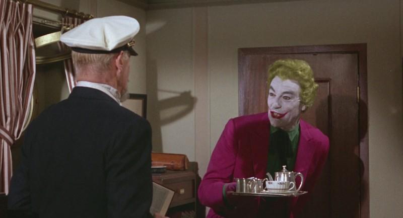 Commodore Schmidlapp  & The Joker