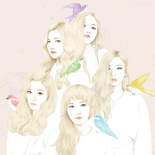 Red Velvet Ice Cream Cake Photos Kpop : Download [Mini Album] Red Velvet   The 1st Mini Album  Ice ...