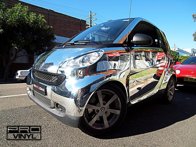 Pellicola adesiva cromata argento specchio cromo silver for Prova dello specchio polizia youtube
