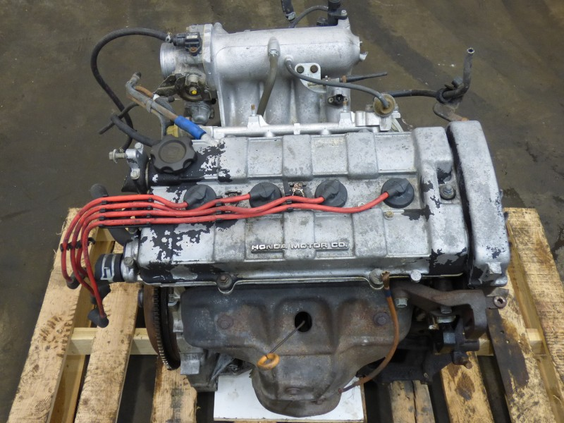 94 95 acura integra ls b18b1 1 8l b18 engine motor dohc obd1 199k 30 day b ebay