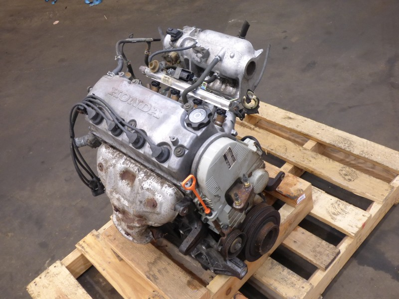 97 honda civic hx engine 97 free engine image for user for Motor oil for honda civic 1998