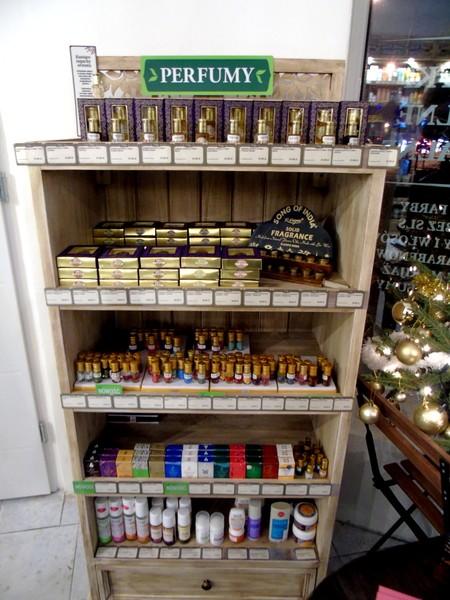 perfumy indyjskie