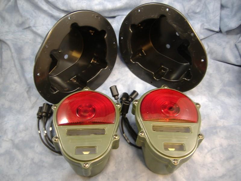 Suzuki Samurai Tail Lights