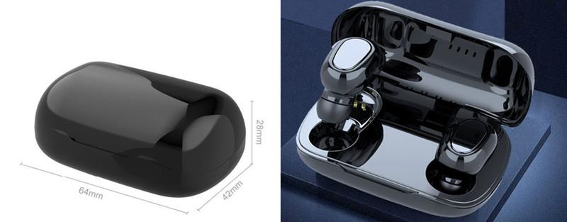 Casti Bluetooth LumAudio® 9D - Simplu si Elegant