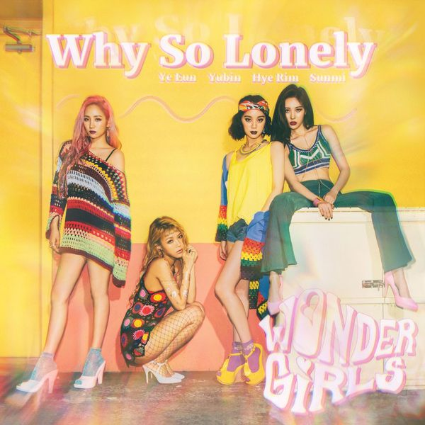 Wonder Girls - Why So Lonely K2Ost free mp3 download korean song kpop kdrama ost lyric 320 kbps