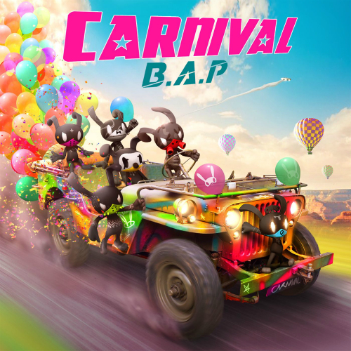 B.A.P – Carnival (Full 5th Mini Album) - Feel So Good + MV K2Ost free mp3 download korean song kpop kdrama ost lyric 320 kbps