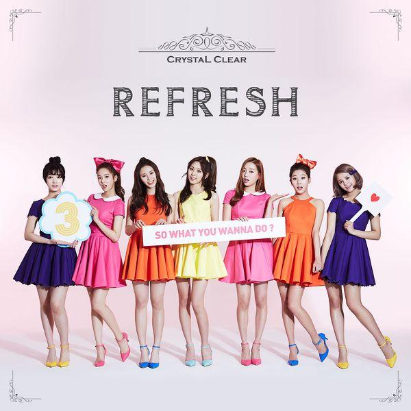 CLC - Refresh (Full 3rd Mini Album) - High Heels + MV K2Ost free mp3 download korean song kpop kdrama ost lyric 320 kbps