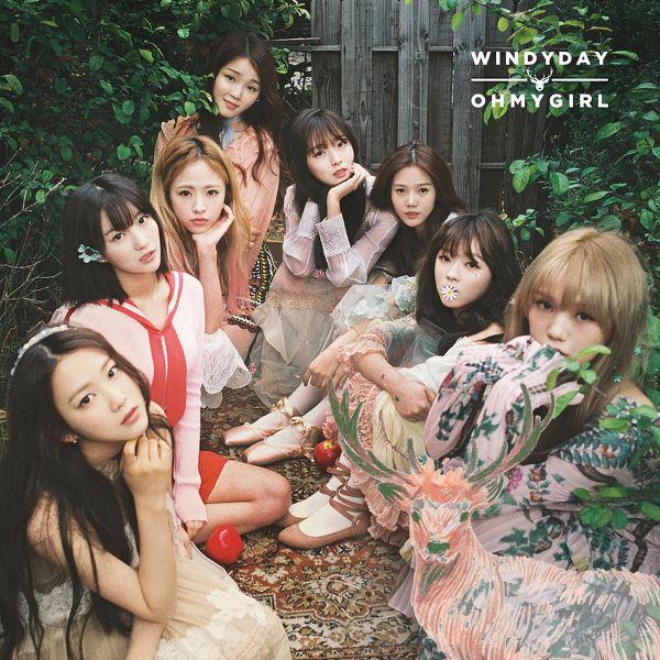 Oh My Girl - WIndy Day + MV (Full Mini Album Repackage) K2Ost free mp3 download korean song kpop kdrama ost lyric 320 kbps