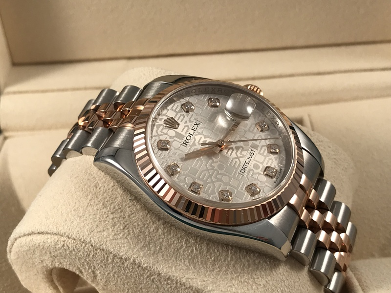 Vendo Rolex Datejust Ref 116231 Foro De Compraventa
