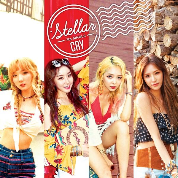 Stellar - Cry (7th Single) K2Ost free mp3 download korean song kpop kdrama ost lyric 320 kbps