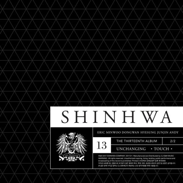 Shinhwa - 13th Unchanging (Full Album) - Touch K2Ost free mp3 download korean song kpop kdrama ost lyric 320 kbps