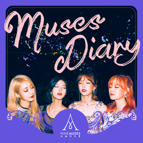 9Muses A - Muses Diary - Lip 2 Lip + MV K2Ost free mp3 download korean song kpop kdrama ost lyric 320 kbps
