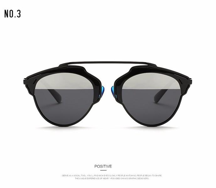 Occhiali da sole a specchio eyewear vintage mirror sunglasses 2016 uomo donna ebay - Occhiali a specchio uomo ...