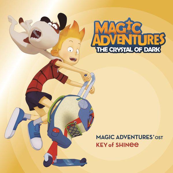 Key (SHINee) - Magic Adventures OST - Key of Secret K2Ost free mp3 download korean song kpop kdrama ost lyric 320 kbps