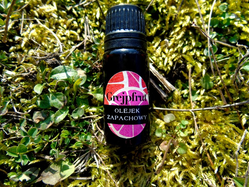 Pachnąca Szafa, Olejek zapachowy - Grejpfrut