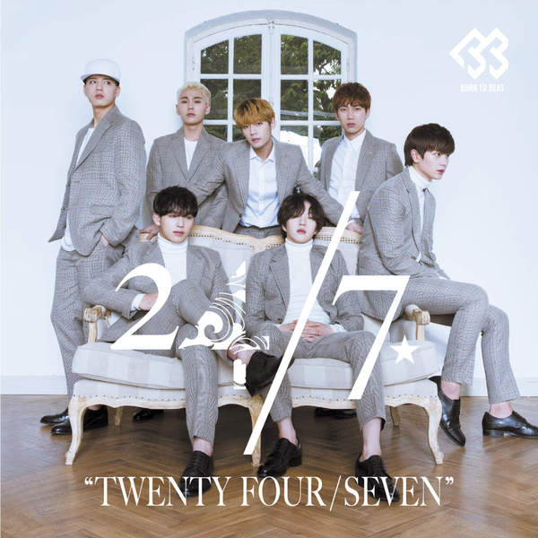 BTOB - 24/7 (TWENTY FOUR / SEVEN)