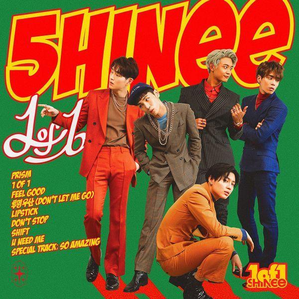 SHINee - 1 of 1 (Full 5th Album) + MV K2Ost free mp3 download korean song kpop kdrama ost lyric 320 kbps