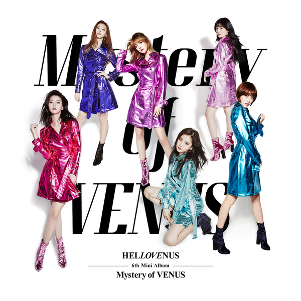 Hello Venus - Mystery of Venus (Full 6th Mini Album) - Mysterious K2Ost free mp3 download korean song kpop kdrama ost lyric 320 kbps