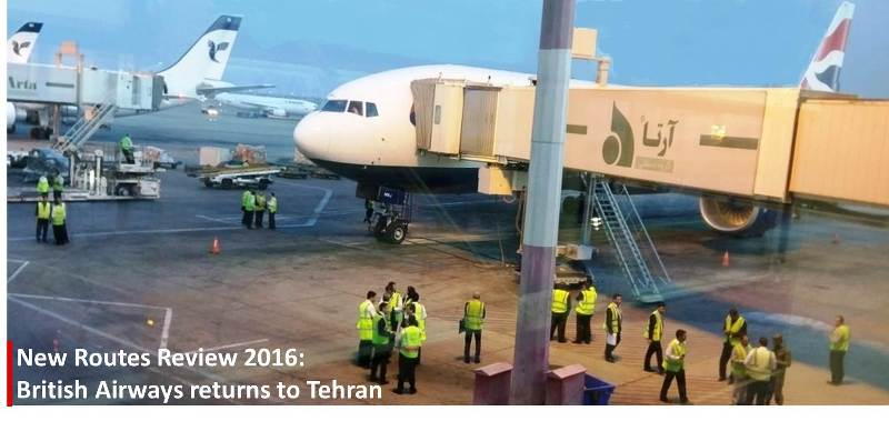 New routes review 2016 london heathrow lhr to tehran ika flyertalk forums - Iran air office in london ...