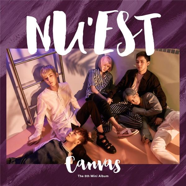 NU'EST - Canvas (Full 5th Mini Album) - Love Paint + MV K2Ost free mp3 download korean song kpop kdrama ost lyric 320 kbps