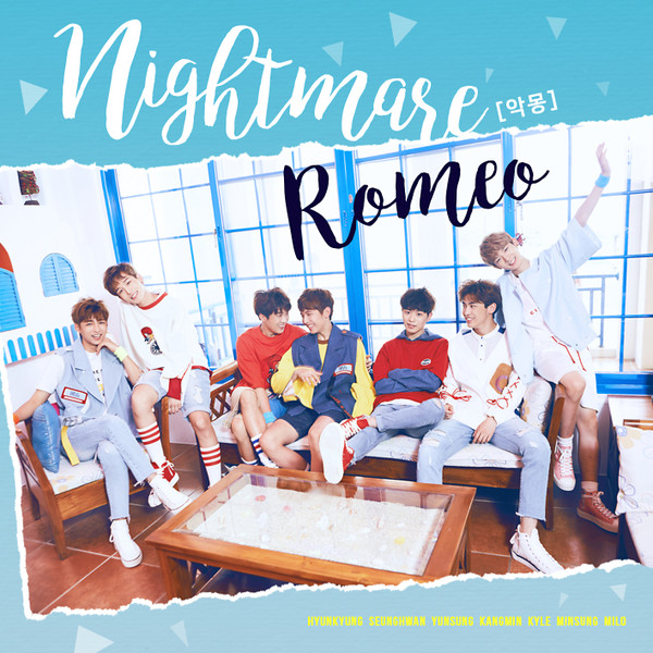 Romeo - Nightmare K2Ost free mp3 download korean song kpop kdrama ost lyric 320 kbps
