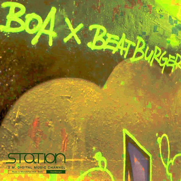 BoA Feat. BeatBurger - Music is Wonderful - SM Station K2Ost free mp3 download korean song kpop kdrama ost lyric 320 kbps