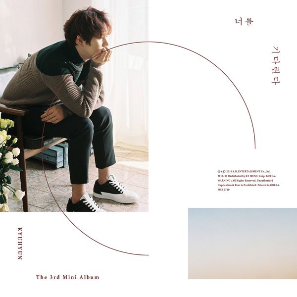 Kyuhyun (Super Junior) - Waiting, Still (Full 3rd Mini Album) - Blah Blah - Still K2Ost free mp3 download korean song kpop kdrama ost lyric 320 kbps