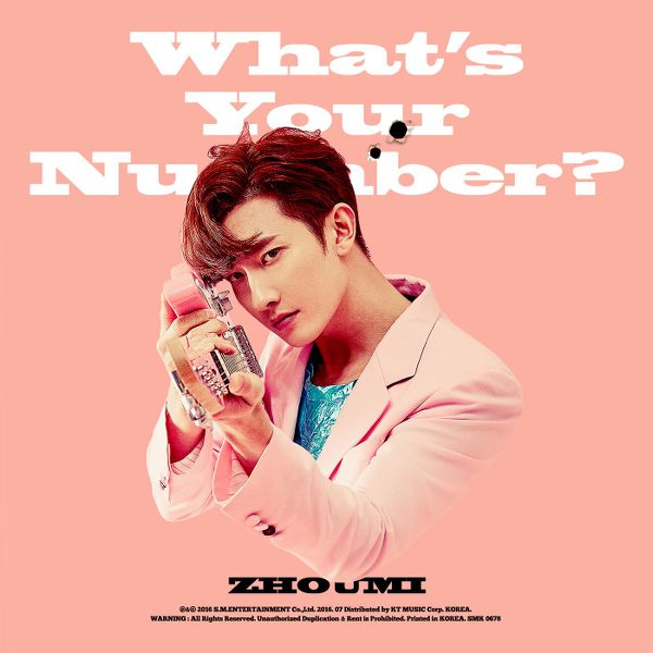 Zhoumi - What's Your Number (Full 2nd Mini Album) K2Ost free mp3 download korean song kpop kdrama ost lyric 320 kbps