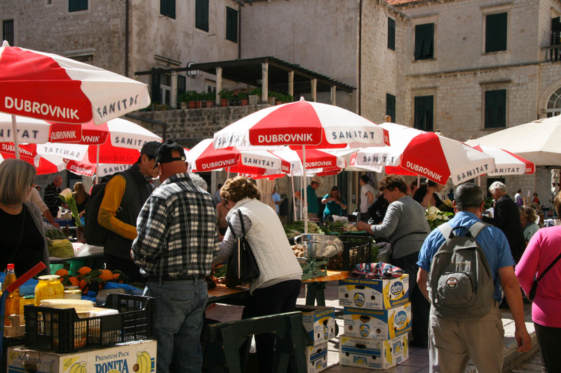 dubrovnik photos old town spring 2016 vacation croatia hrvatska market