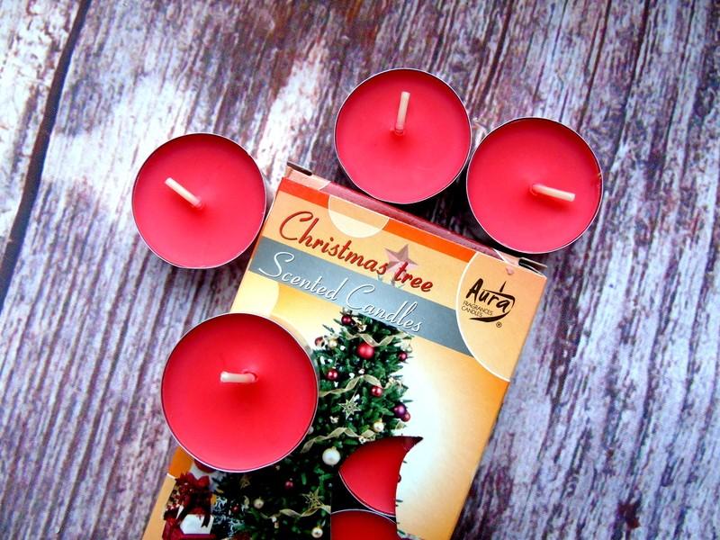 zapach świąteczne drzewko