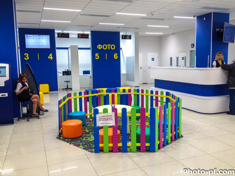 Загранпаспорт ребенку 1 год срочно