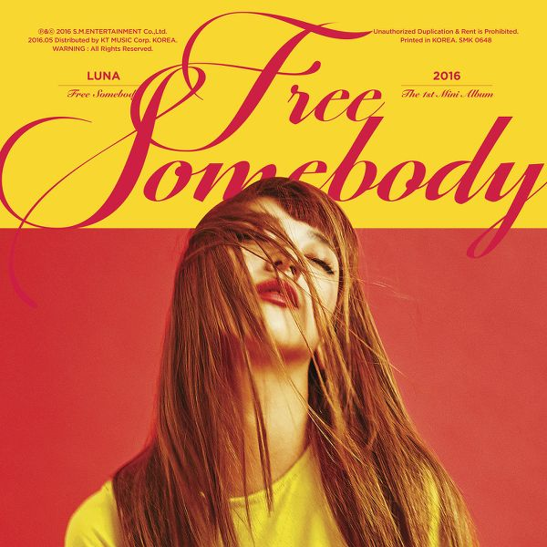 Luna f(x) - Free Somebody (Full 1st Mini Album) + MV K2Ost free mp3 download korean song kpop kdrama ost lyric 320 kbps