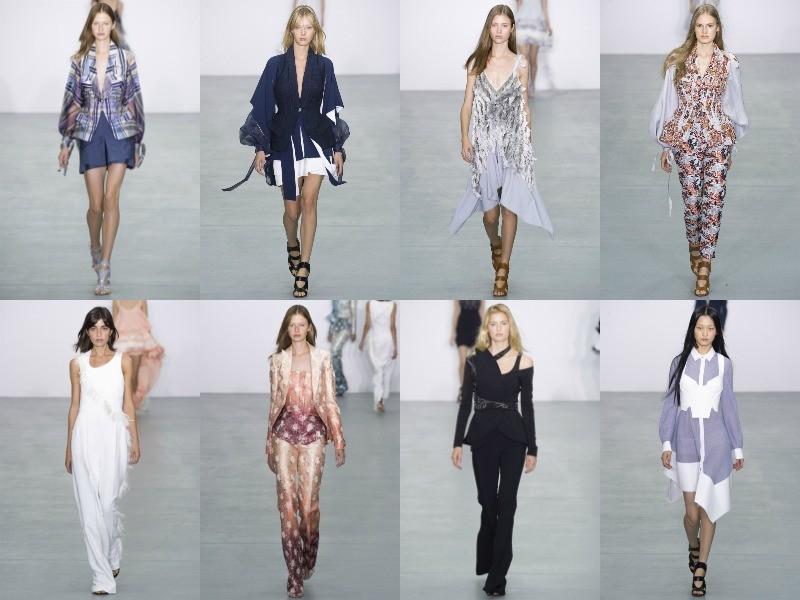 london fashion week august 2016 antonio berardi