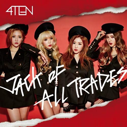 4TEN - Jack of All Trades (Full Mini Album) - Severely K2Ost free mp3 download korean song kpop kdrama ost lyric 320 kbps
