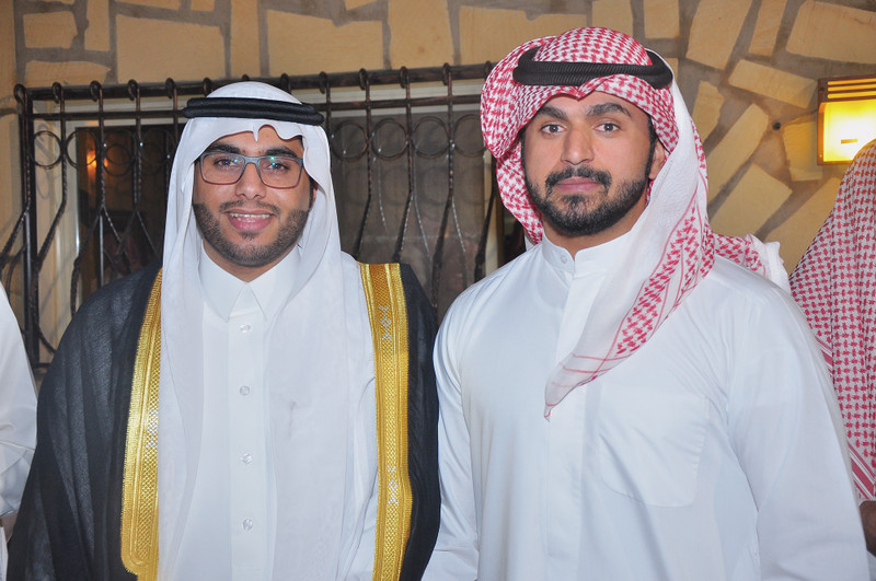 زواج عبدالله محمد البريدي الخميس