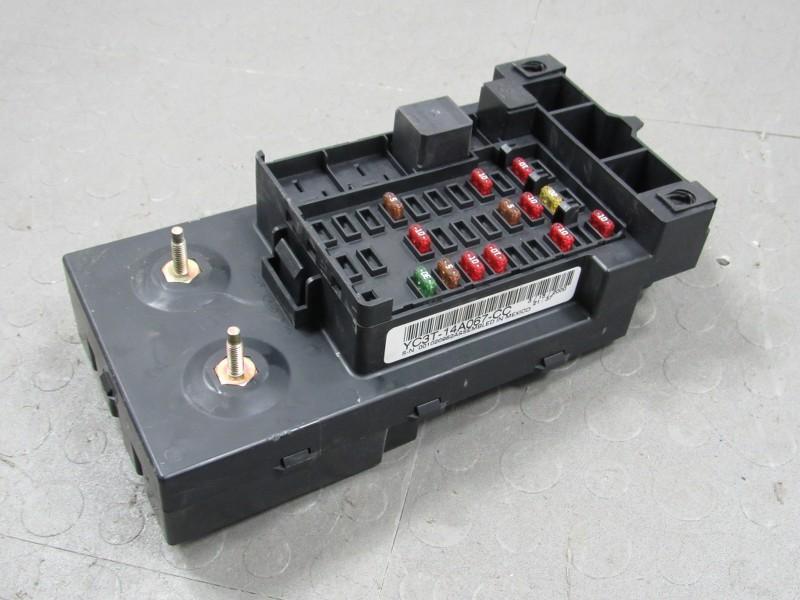 00 F250 F350 Super Duty Interior Dash Fuse Box Junction