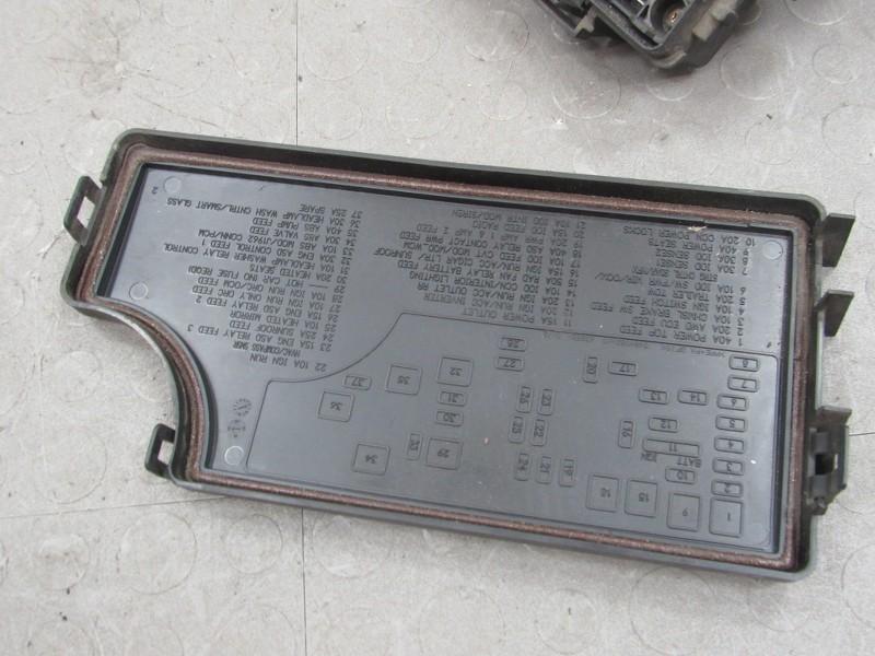 pt cruiser bcm tipm integrated power module fuse box 06 10 pt cruiser bcm tipm integrated power module fuse box 56049719aj