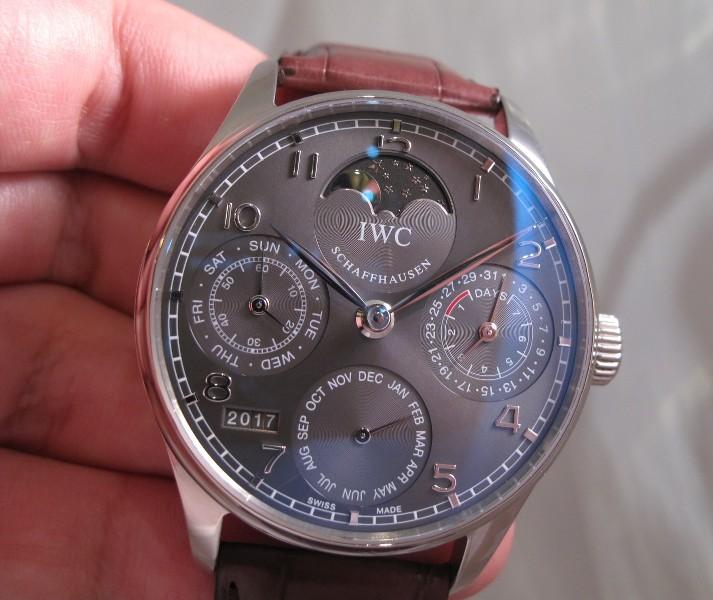 seiko perpetual calendar watch instructions