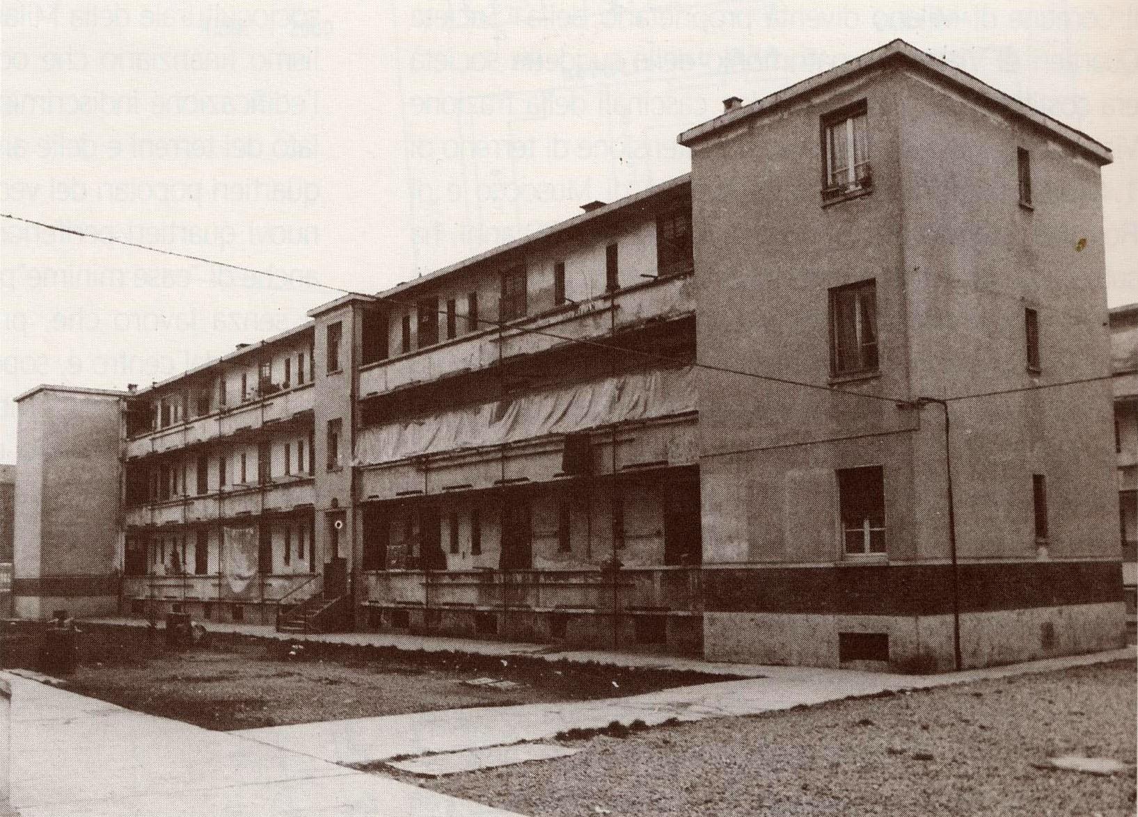 Milano sparita page 1916 skyscrapercity - Case anni 50 ...
