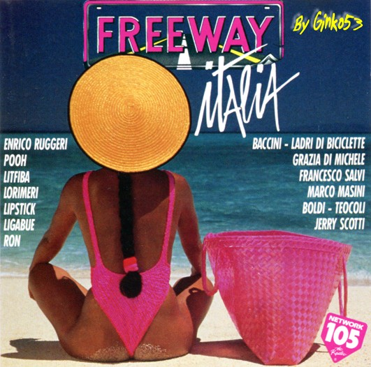VA - Freeway Italia (1990)