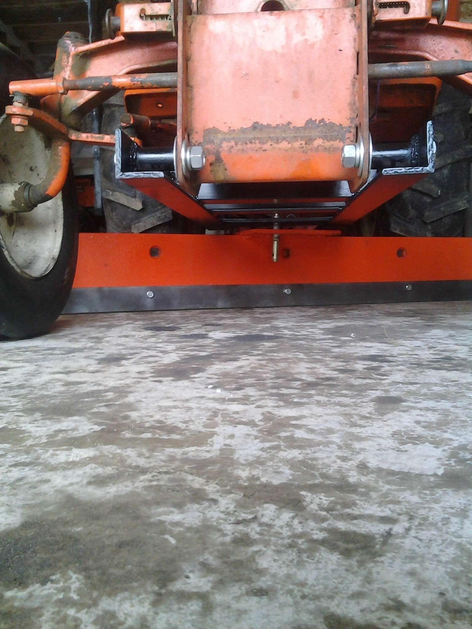 Craftsman Lawn Tractor Grader : Mytractorforum the friendliest tractor forum and