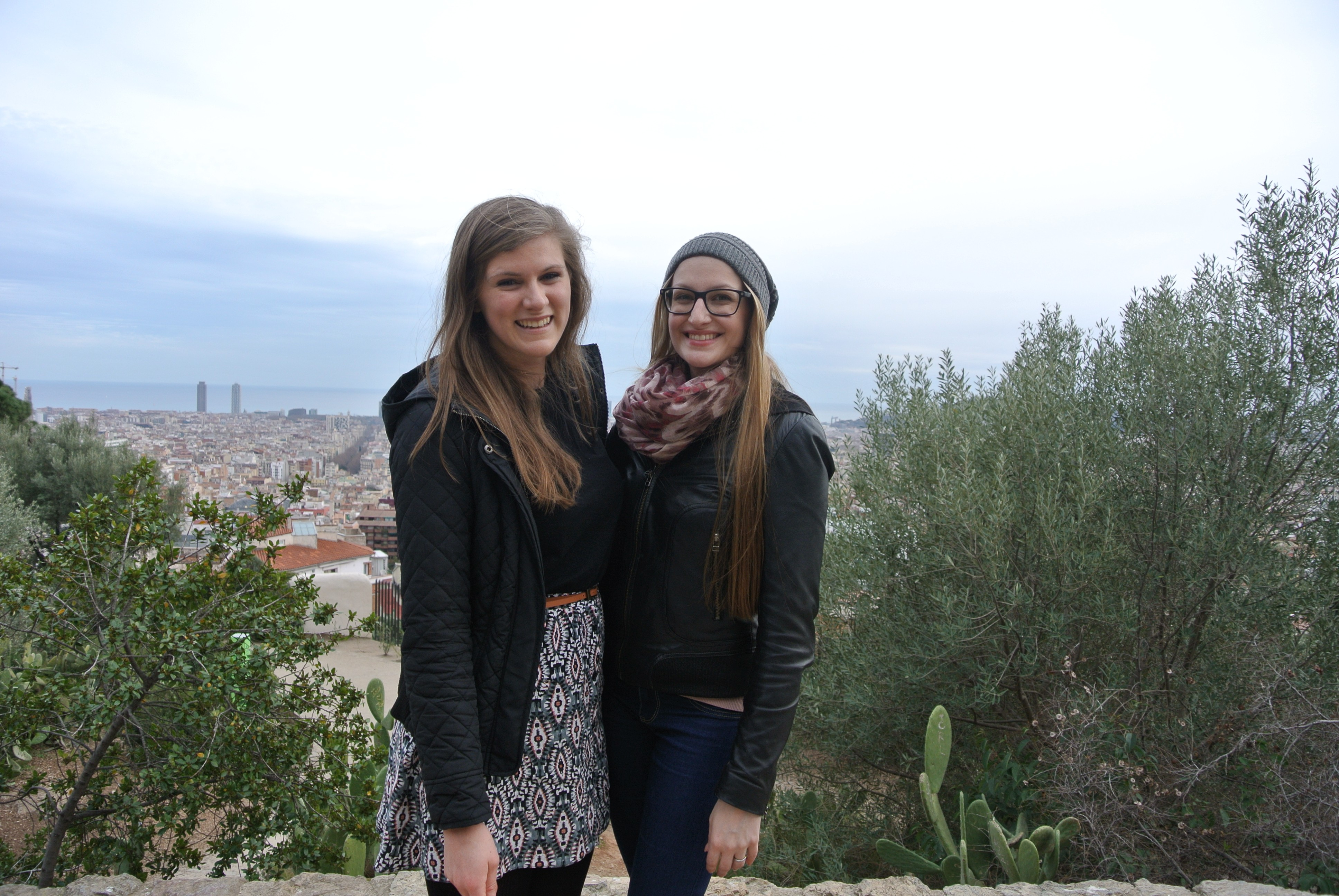 2014 Travel Review: Parc Güell, Barcelona | Todd's Travels Travel Blog