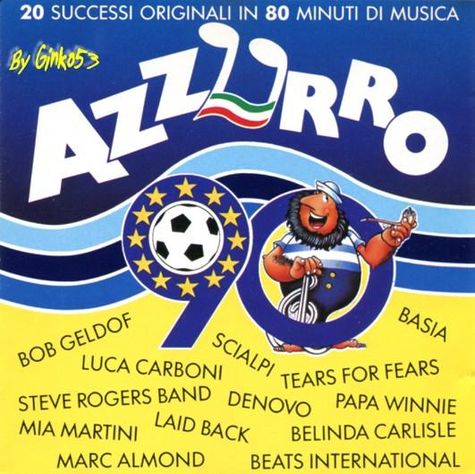 VA - Azzurro '90 (1990)