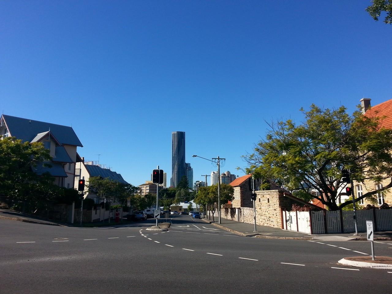 Spring dates in Brisbane