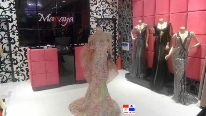 تم افتتاح ماسايا لفساتين السهرة في عزيز مول جدة - Massaya E1JVbK.jpg