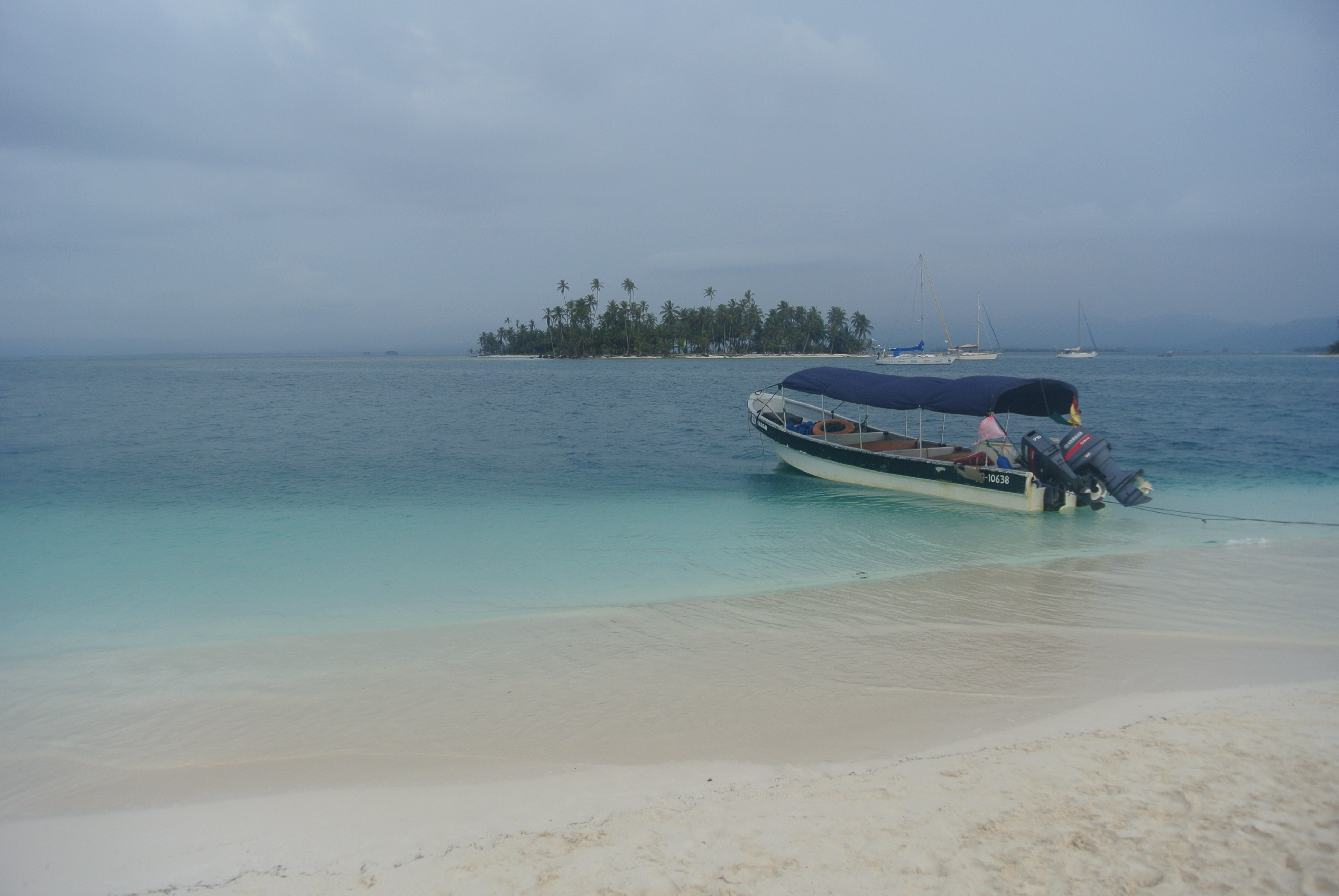 The beautiful San Bals Islands in Panamá | Todd's Travels Travel Blog - Amateur Traveller, Professional at Getting Lost.