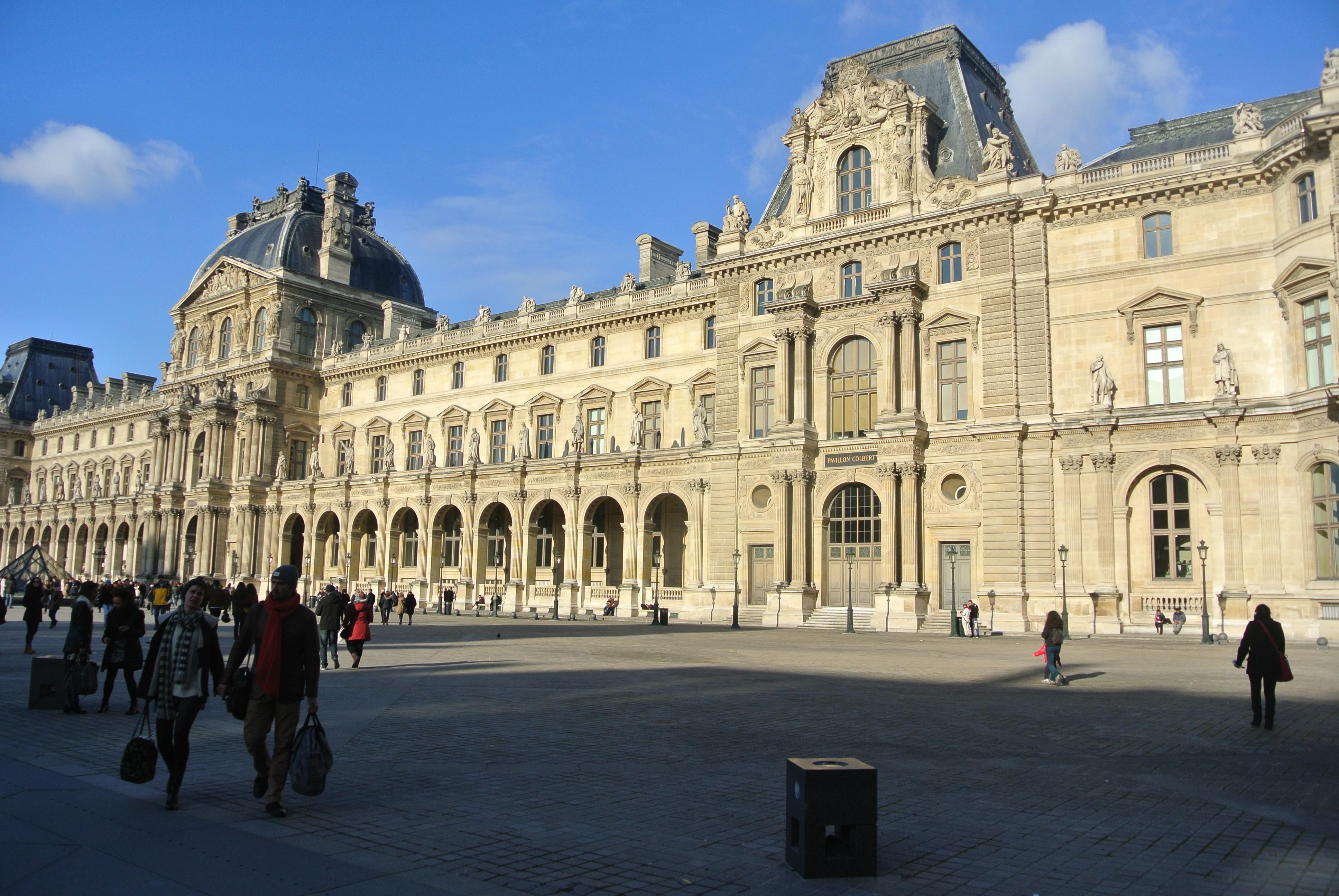 The Louvre, Paris | Todd's Travels Travel Blog