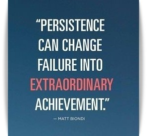 Home Business Success and Persistence
