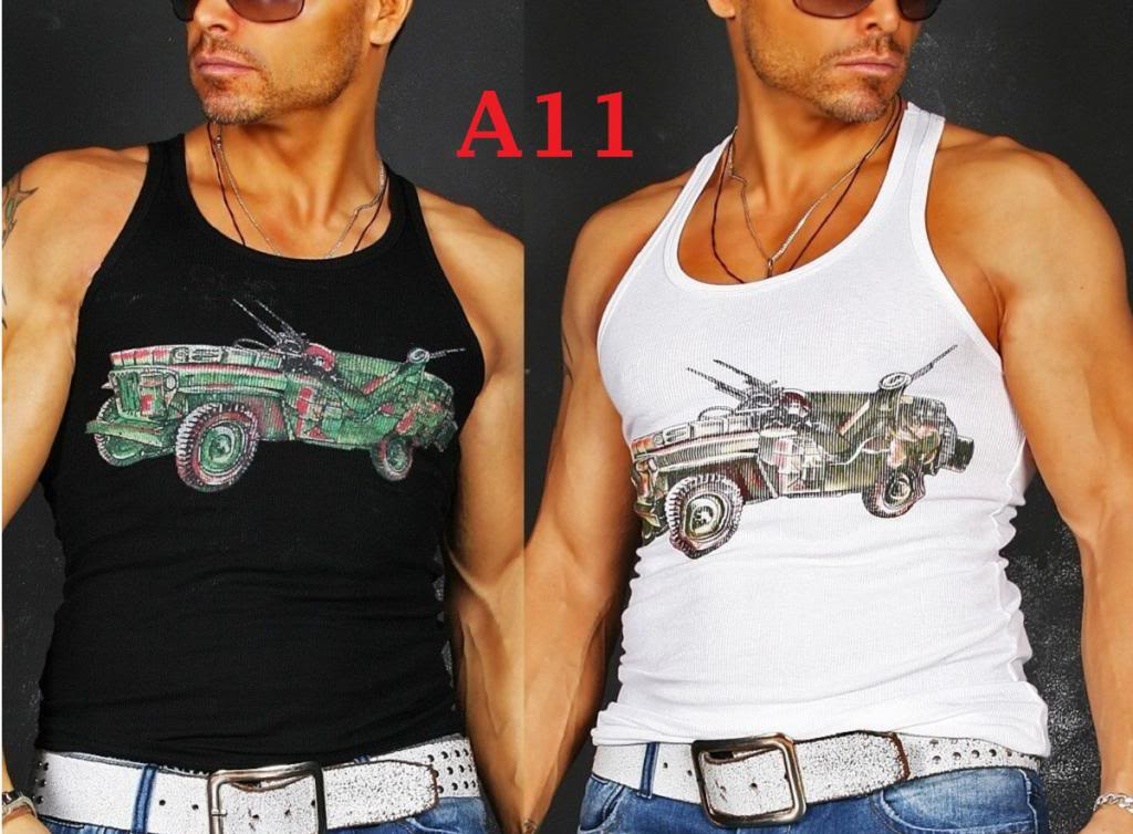 neu muscle muskel muscleshirt t shirt t shirt tank top tanktop fitness jogging ebay. Black Bedroom Furniture Sets. Home Design Ideas