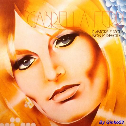 Gabriella Ferri - L'amore è Facile Non è Difficile (2002)